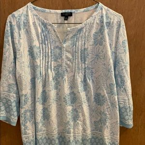 Talbots | Super Soft and Light Tee | NWOT